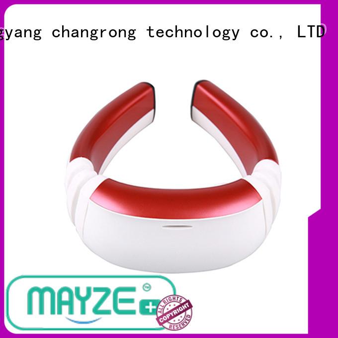 MAYZE back neck massage machine instrument tooth