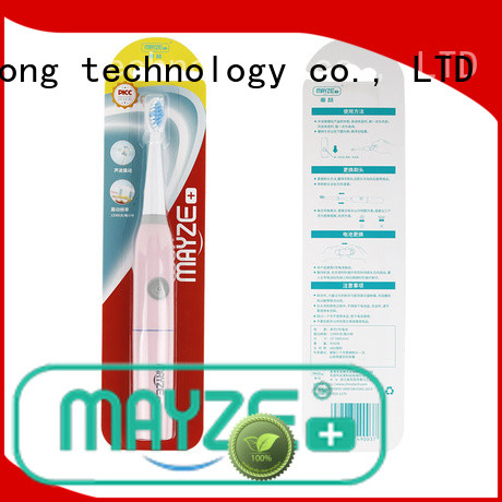 MAYZE good quality professional electric toothbrush device tooth