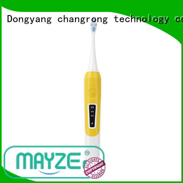 MAYZE power electric toothbrush device tooth