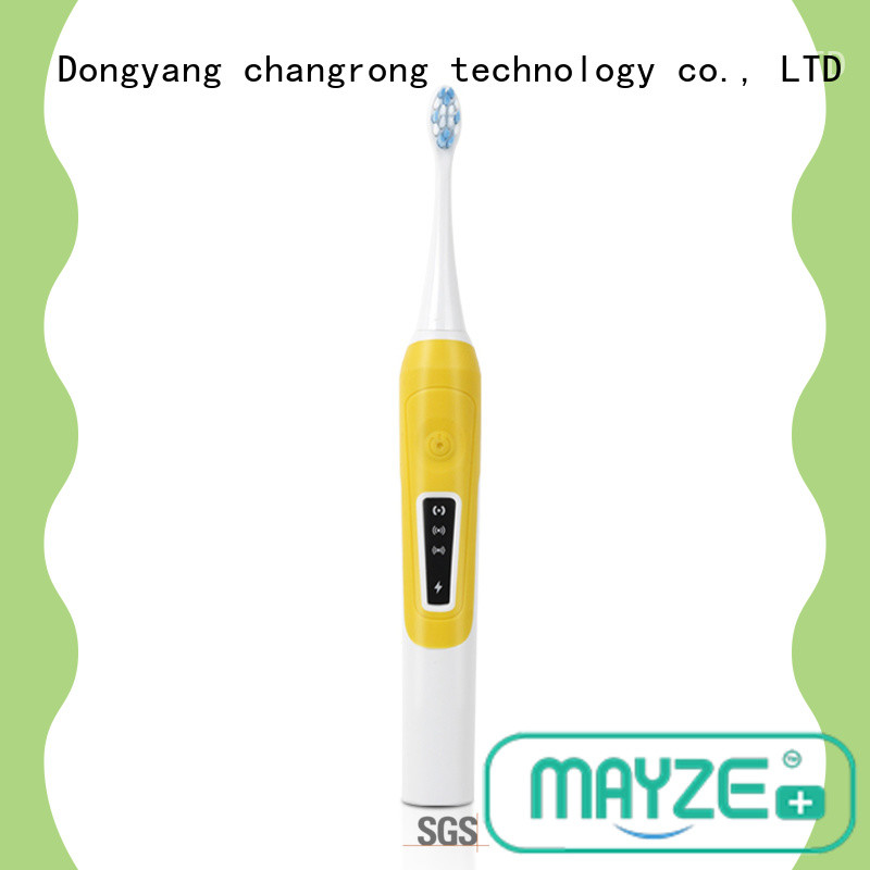 good quality professional electric toothbrush device massage