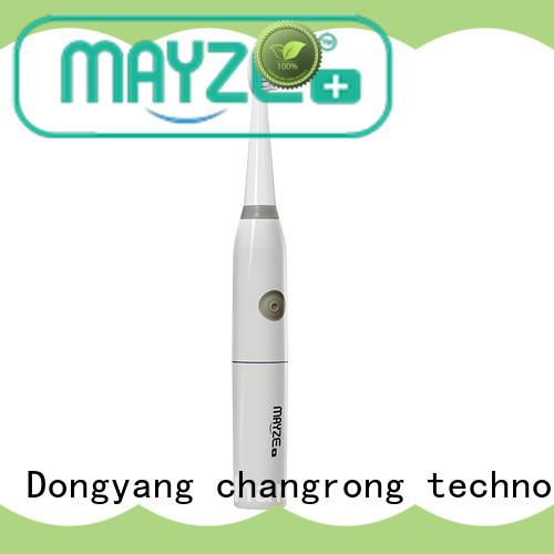 MAYZE motorised toothbrush device personal care