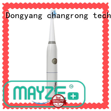 MAYZE top electric toothbrush device massage
