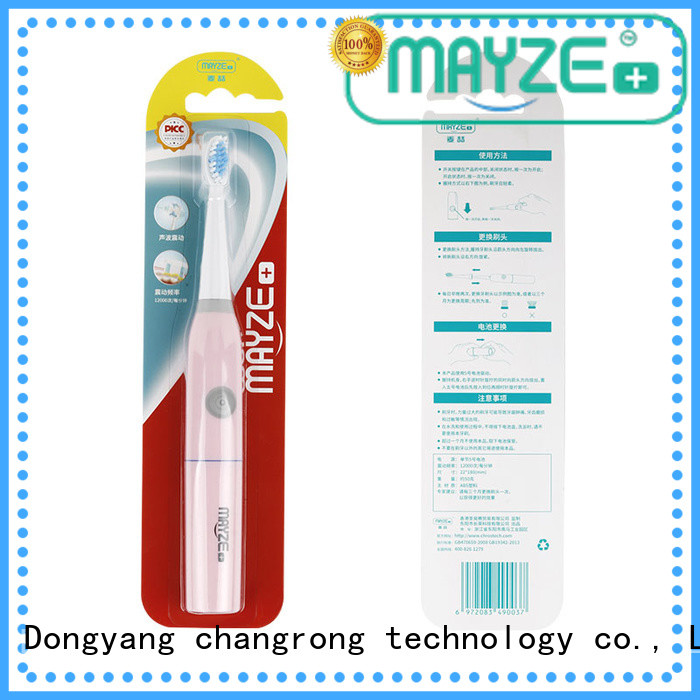 MAYZE power electric best new electric toothbrush products