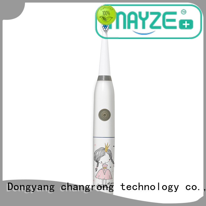 MAYZE personalized toothbrushes products body care