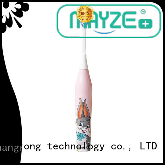 MAYZE braun rechargeable electric toothbrush device tooth