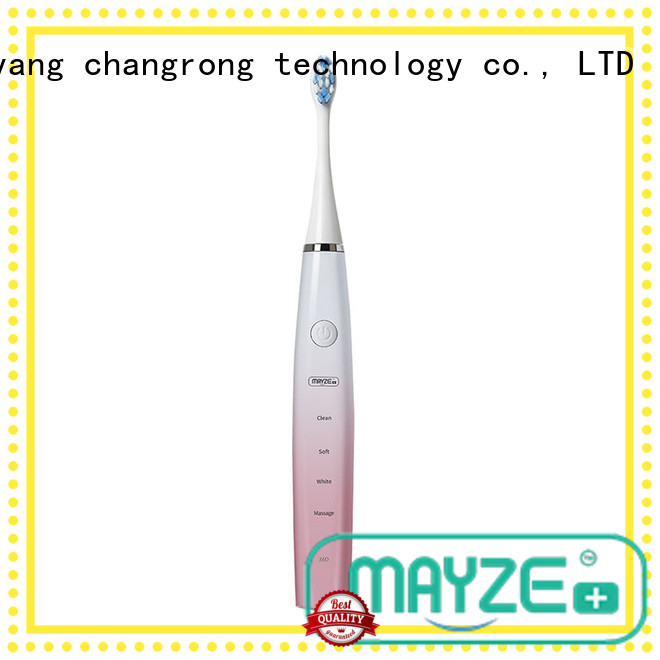 MAYZE popular electric toothbrush manufacturers massage