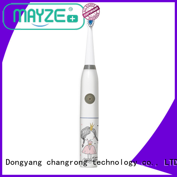 MAYZE battery operated electric toothbrush Supply body care