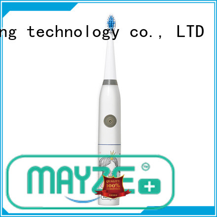 MAYZE best quality electric toothbrush equipment massage