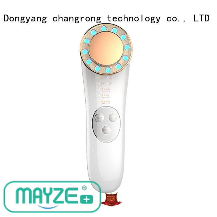 MAYZE silicone face skin machine products tooth