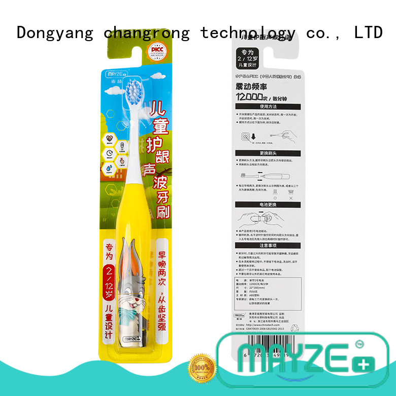 MAYZE Top fancy toothbrush device personal care
