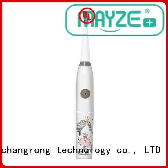 MAYZE popular most effective electric toothbrush equipment