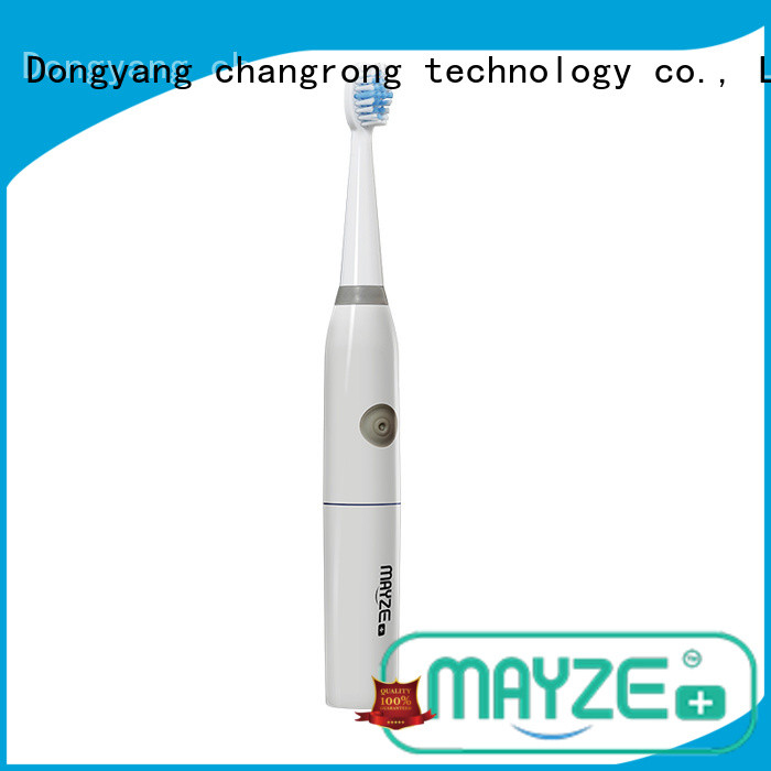 MAYZE most effective electric toothbrush equipment personal care