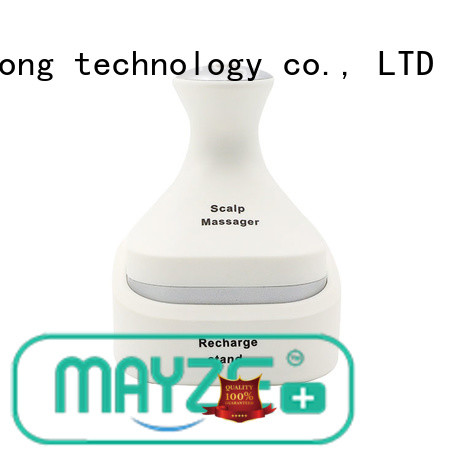 MAYZE High-quality white portable massage table Supply tooth