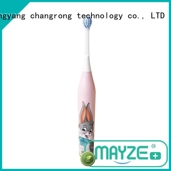 MAYZE best elec toothbrush machine massage