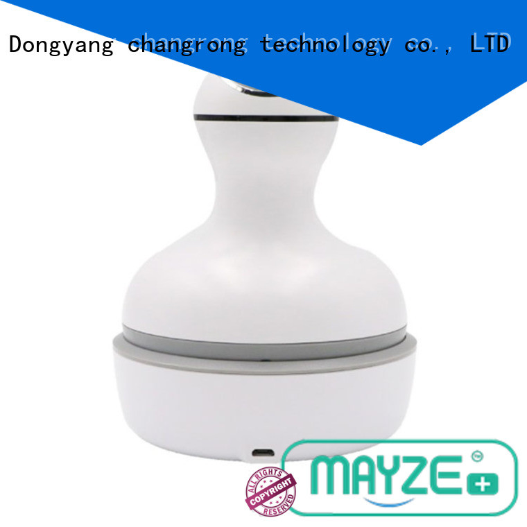 MAYZE shoulder massager device tooth