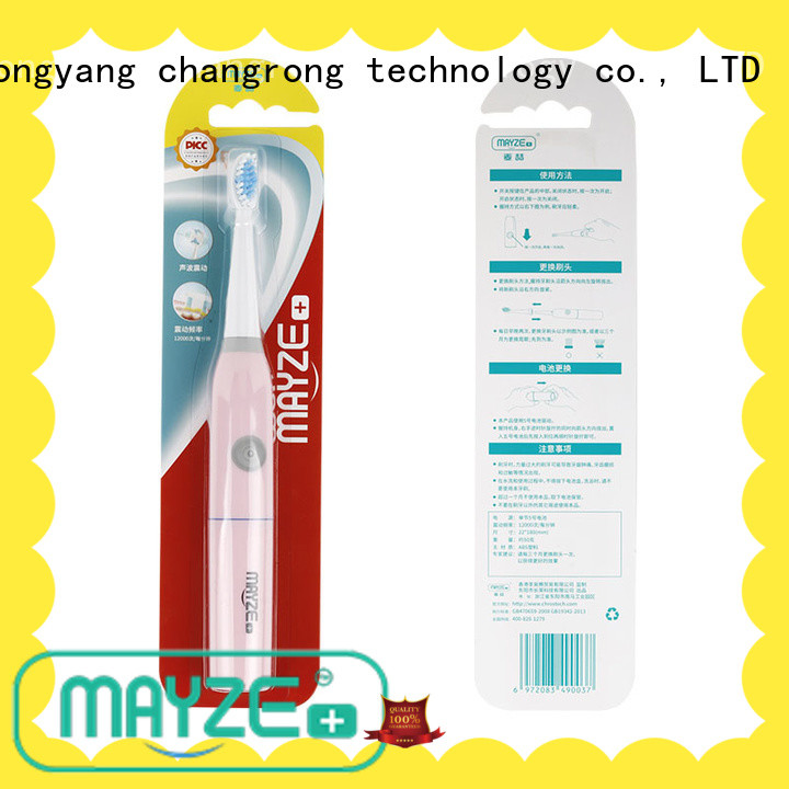 professional most popular electric toothbrush machine body care
