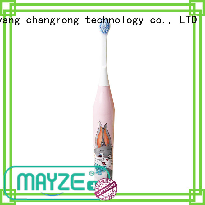 MAYZE electric motor toothbrush machine tooth