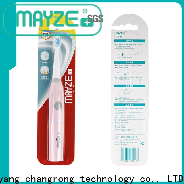 MAYZE High-quality braun ultrasonic toothbrush Suppliers tooth