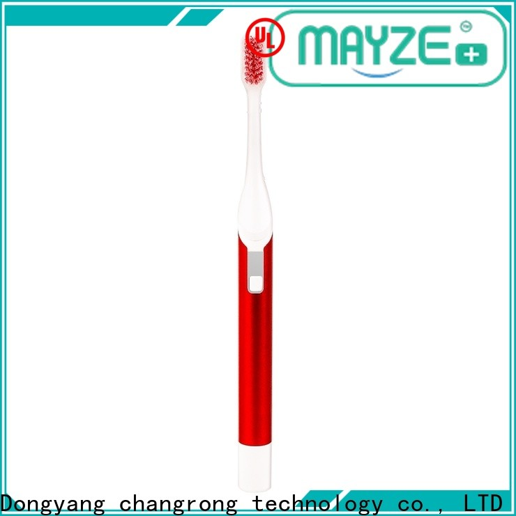 New cordless electric toothbrush device tooth