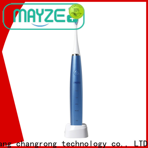 MAYZE Top braun electric toothbrush offers factory body care