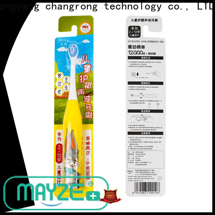MAYZE Wholesale rechargeable electric toothbrush sale Suppliers