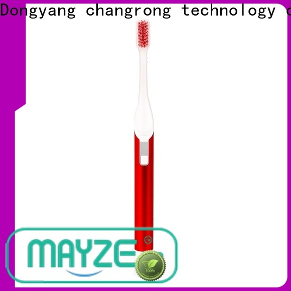 MAYZE Custom oral b oscillating toothbrush Suppliers body care