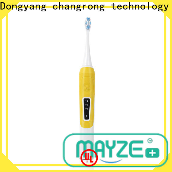 Wholesale oscillating toothbrush Supply personal care