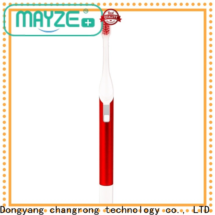 MAYZE best electric toothbrush offers machine
