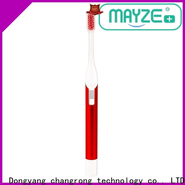 MAYZE Latest rotating electric toothbrush company massage
