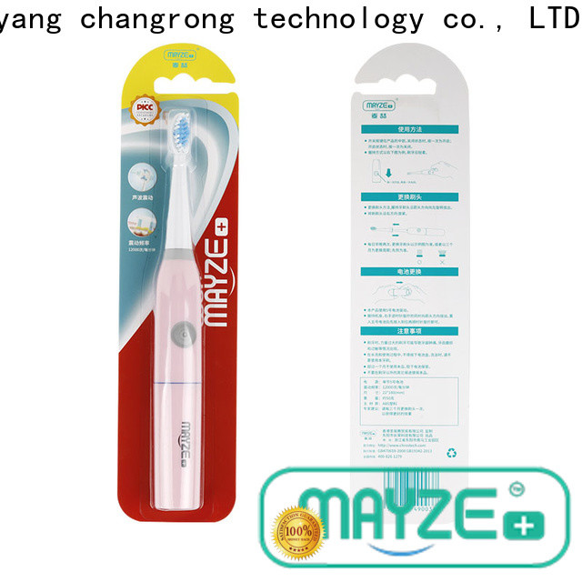 MAYZE power electric top ten electric toothbrushes products tooth
