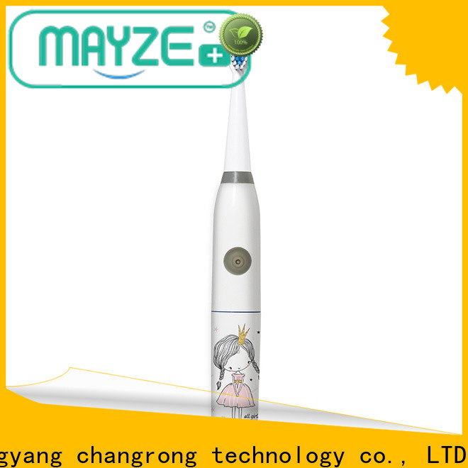 MAYZE electric toothbrush for two Suppliers massage