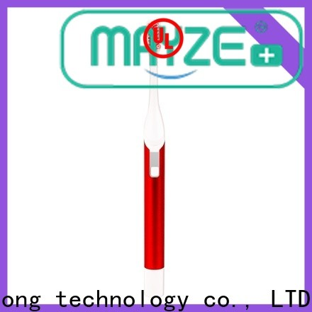 MAYZE Best round electric toothbrush equipment body care