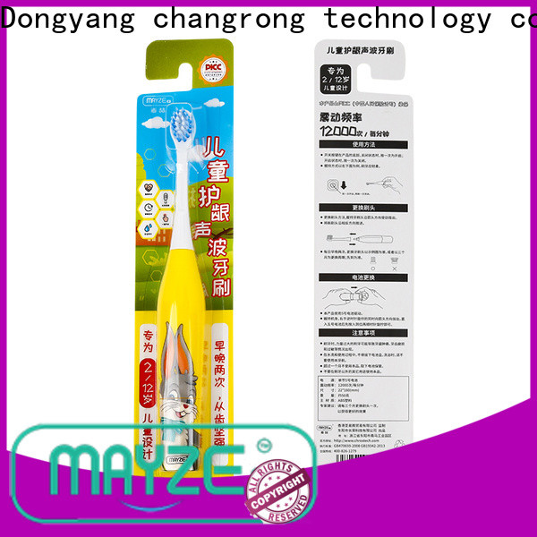 MAYZE rechargeable electric toothbrushes compare Suppliers tooth