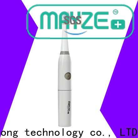 MAYZE Custom discount electric toothbrush manufacturers