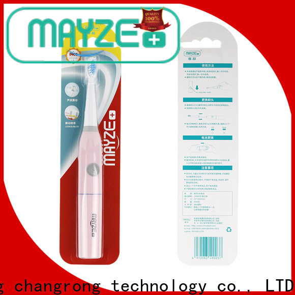 Wholesale best ultrasonic toothbrush manufacturers body care