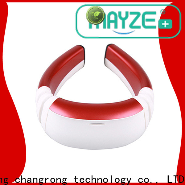 MAYZE Wholesale portable electric massage pads for business tooth