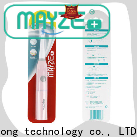 New rotating electric toothbrush factory massage