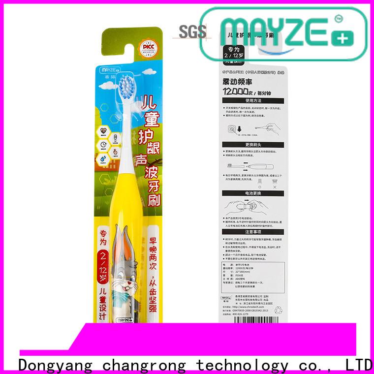 MAYZE Custom braun electric toothbrush charger equipment body care
