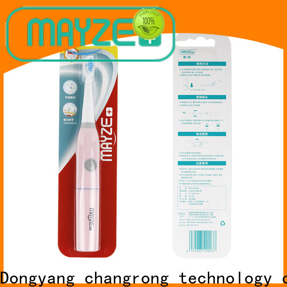 MAYZE professional massage products device tooth