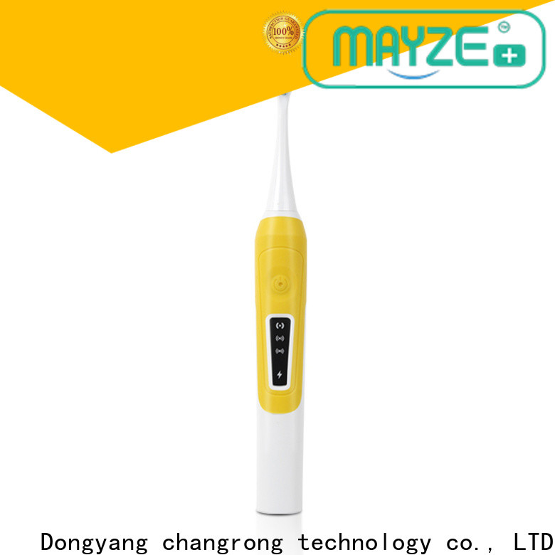 MAYZE electric motor toothbrush factory massage