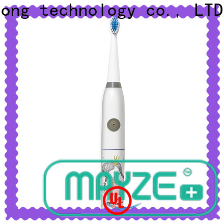 MAYZE best battery electric toothbrush device tooth