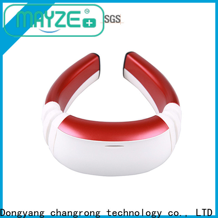 New portable electric massage table instrument body care