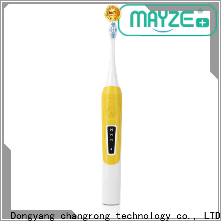 Top electric toothbrush replacement manufacturers massage