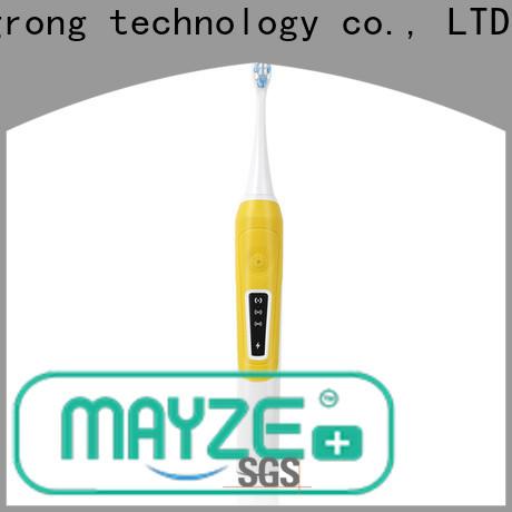 MAYZE popular oral b ultrasonic toothbrush company massage