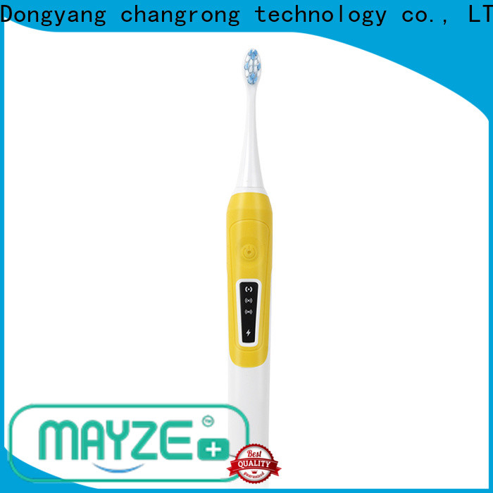 MAYZE buy sonicare toothbrush device