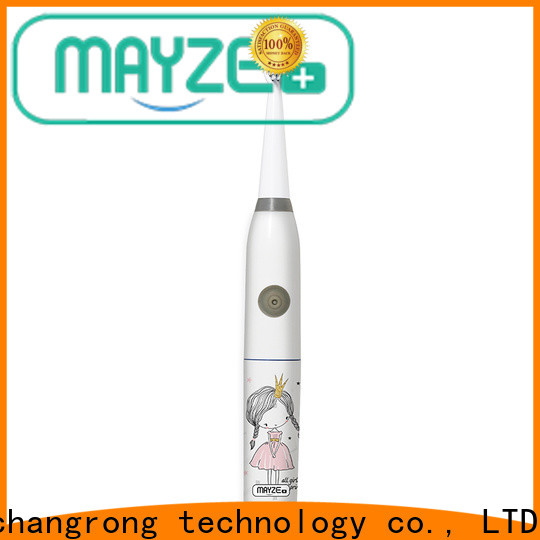 MAYZE cordless electric toothbrush machine personal care