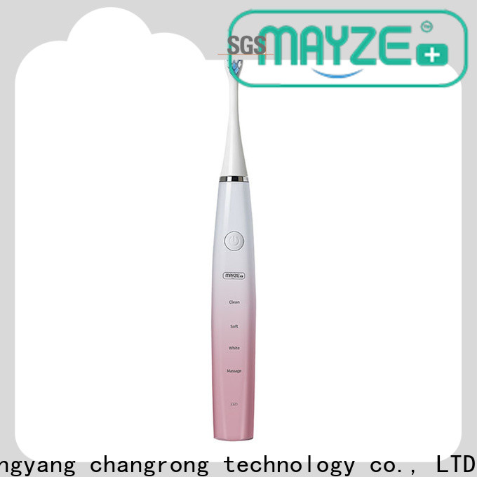 MAYZE Top sonicare toothbrush comparison manufacturers body care