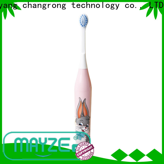 MAYZE electric toothbrush replacement company