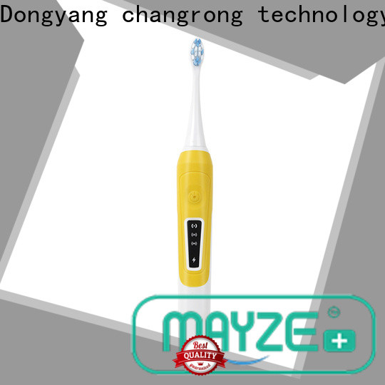 MAYZE professional best quality electric toothbrush Suppliers body care