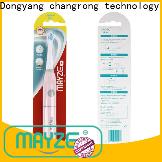 MAYZE popular automatic toothbrush online for business tooth